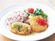 外食で痩せる!:ココスの「十三穀米と豆腐ハンバーグのプレートランチ」