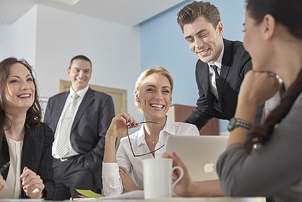 職場の人間関係