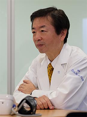 慶應大学病院の臨床試験