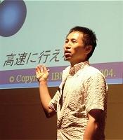 日本アイ・ビー・エム ソフトウェア テクノロジー・エバンジェリスト 米持幸寿氏