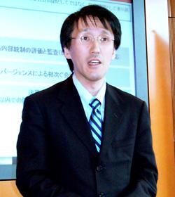 川野氏写真