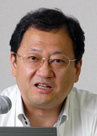 ファットワイヤ 営業部ディレクターの佐藤高生氏