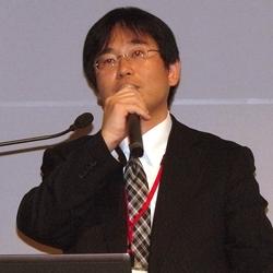 日立製作所 ソフトウェア事業部 販売推進部 主任技師 伊庭健一氏