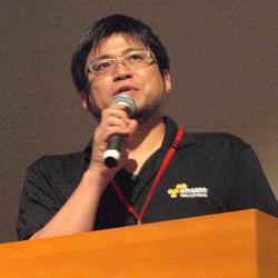 アマゾン データ サービス ジャパン マーケティング マーケティングマネージャー小島英揮氏