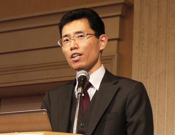 ガートナー ジャパン リサーチ部門 マネージング バイスプレジデント 堀内秀明氏