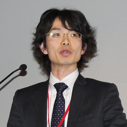 EMCジャパン グリーンプラム事業本部の松下正之氏