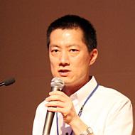 日本コンピュウェア 営業本部 シニアソリューションアーキテクトの福田慎氏