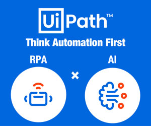 頭脳には手や足につながる神経が必要だ」 RPA×AIで自動化の範囲