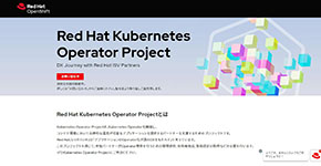 Red Hat Kubernetes Operator Project