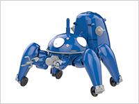 「攻殻機動隊」の「タチコマ 1/8サイズ」設計秘話〜四脚歩行ロボット開発プロジェクトの裏側〜