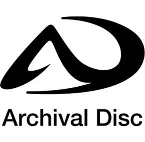 Archival Disc規格のロゴ