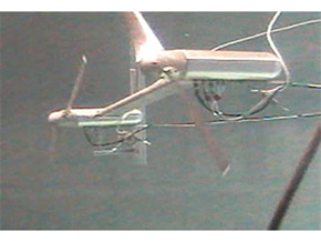 模型水槽試験