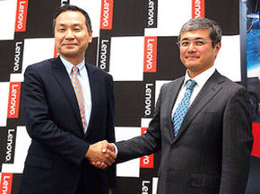 安田 稔氏(右)と安藤 秀樹氏(左)
