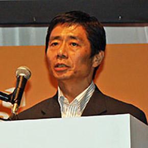 KDDI商品・CS統括本部サービス企画本部長 中桐功一朗氏