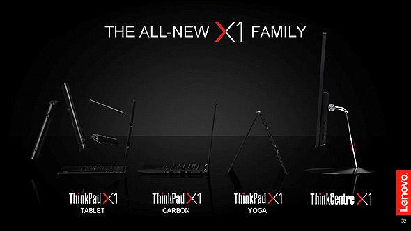 「X1」ファミリー