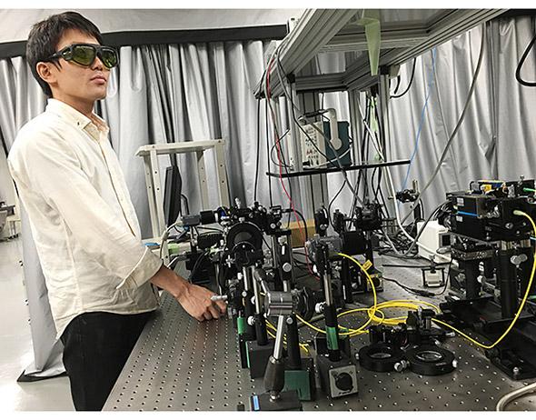 セルインマイクロファクトリー検討基礎実験装置