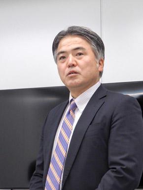 モバイルアイアンカントリーマネージャー 荒川勝也氏