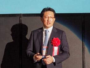 中谷 昇氏
