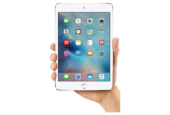 図2 ピュアタブレットの代表格である「iPad Mini 4」