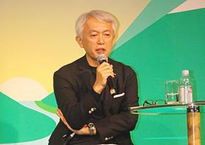 高田賢二氏
