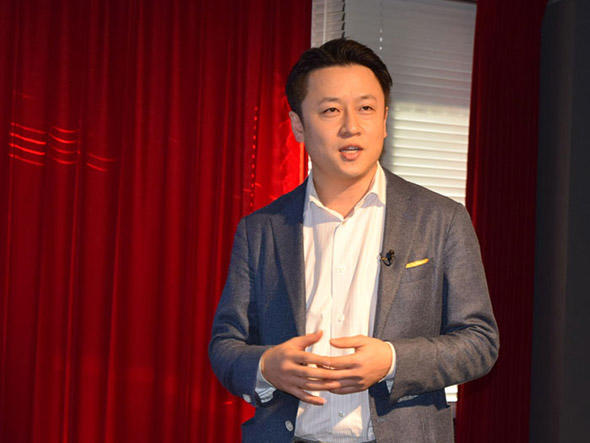 ChatWork CEOの山本敏行氏