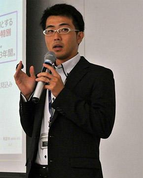 TDCソフト イノベーション営業部 エグゼクティブマネージャー 佐野弘幸氏