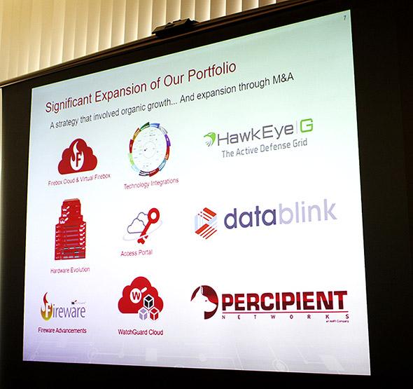 多要素認証ソリューションやDNSセキュリティを提供する企業など、1年間で3社を買収