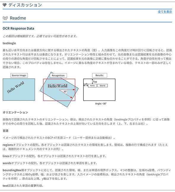 「Rakuten RapidAPI」のサービス画面例