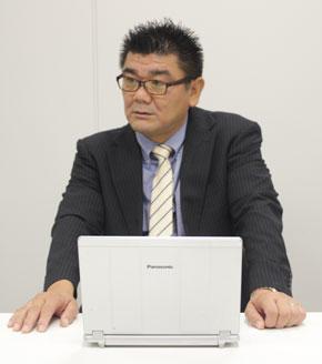 映像センター 内田健次氏