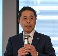 NTTコミュニケーションズ 取締役 アプリケーション&コンテンツサービス部長の工藤潤一氏