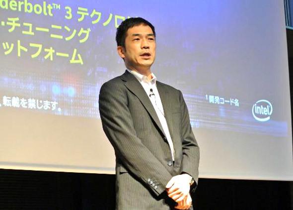 インテル 技術本部部長 安生 健一朗氏