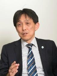 吉井茂雄氏