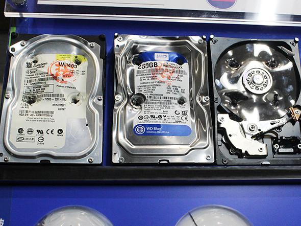転売 ハードディスク