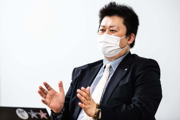 山下昌宏氏