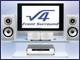 """レビュー:フロントサラウンド特集MDコンポの顔から""""映画音響""""——ビクター「NX-DV3」"""