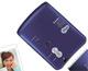 FinePix Z1とお揃いで──モバイルプリンタ「Pivi」に新色のブルー