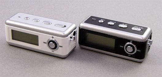 驚きの軽快さを持つ多機能MP3プ...