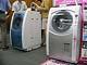 ダンパーで騒音と振動を軽減——シャープの新型ドラム式洗濯乾燥機