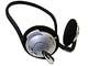 MP3プレーヤー入りヘッドフォンにラジオ付きモデル