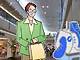 ロボットと一緒にお買い物——テムザックとNTT Comが実証実験