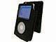 ターガス、iPod 5G用レザーフリップケースを発売
