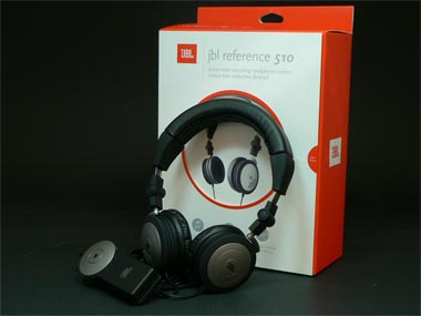 b3804ca3b5b JBLらしさを感じさせるNCヘッドフォン――「JBL Reference 510」 (1/2 ...