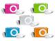 iPod shuffle、「オレンジ」ほか新カラー追加