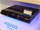 シャープ、録画もできるBDプレーヤー「BD-HP1」