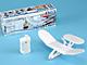 究極のお手軽室内飛行機「オートフライト」、2月22日テイクオフ