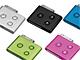 グリーンハウス、iPod nanoにマッチする5色展開のFMトランスミッター