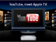 Apple TV��YouTube�ɑΉ�