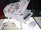 """東京おもちゃショー2007:「グランドピアニスト」に豪華な""""キティ・ホワイト""""バージョン"""