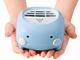 タカラトミー、赤ちゃん専用空気清浄機「ベビークリモ」発売