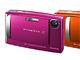 ラウンド&エッジデザインの「FinePix Z10fd」、4色で登場